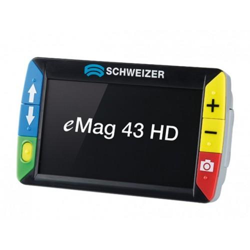 Schweizer eMag 43 HD