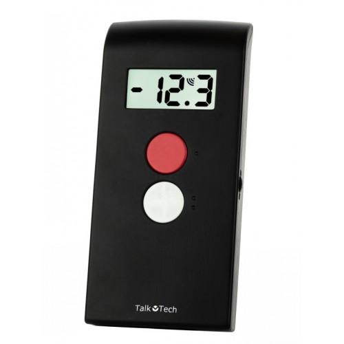 MyDegree - govoreči termometer